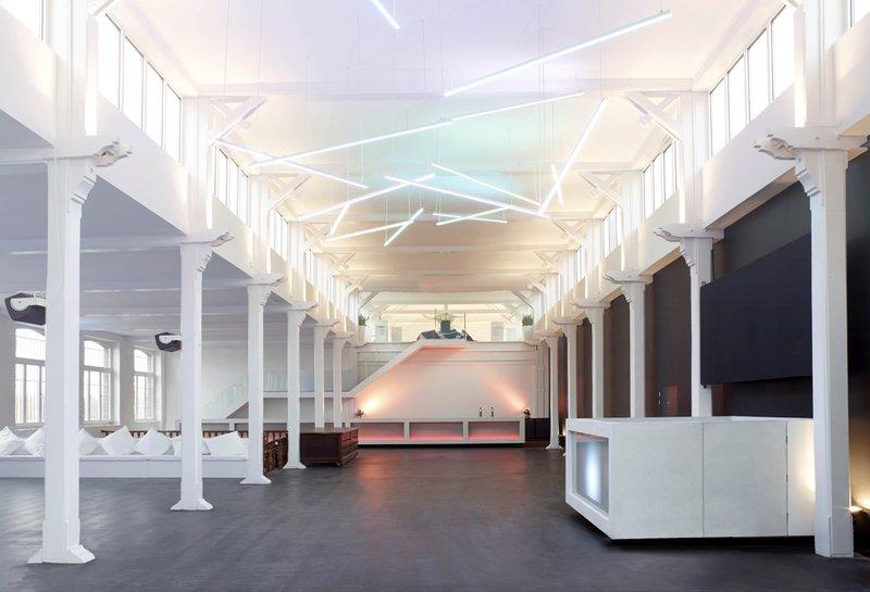 Zaal Lux - Industriële feestzaal te Oost-Vlaanderen - Huwelijksfeest - House of Weddings