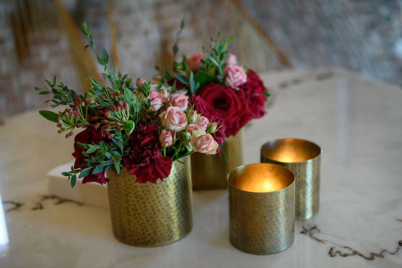 Bloemen winter wedding - Costersveld - House of weddings