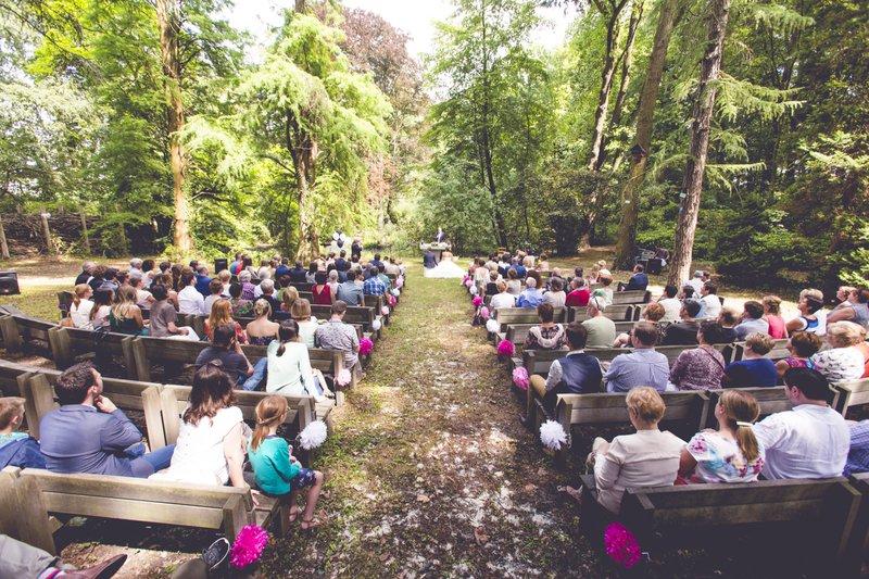 Een huwelijksviering - Ceremonie - Trouwen - House of Weddings