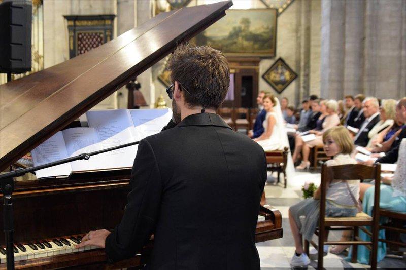Huwelijksviering - Ceremonie - Momenten - Muziek - Zang - House of Weddings