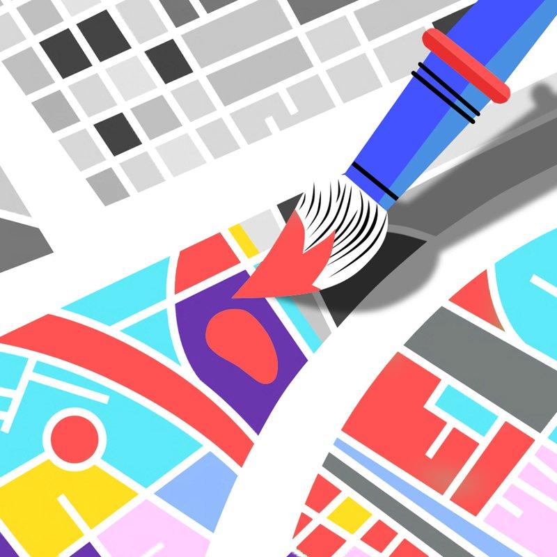 Verplichte koppeling met Google Maps