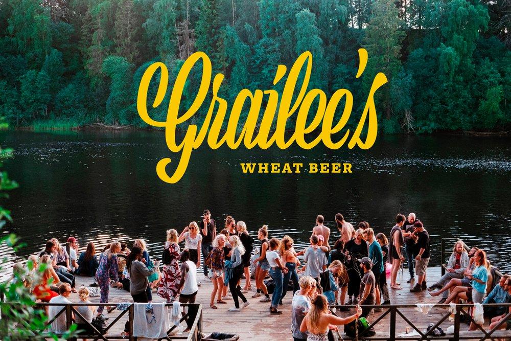 Grailee's, nieuwe biermerk