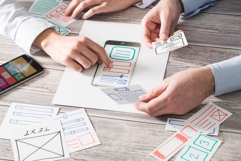 UX design, user experience, designer, webdesign, ontwerp website, Easybranding, Kortrijk, UX webdesign
