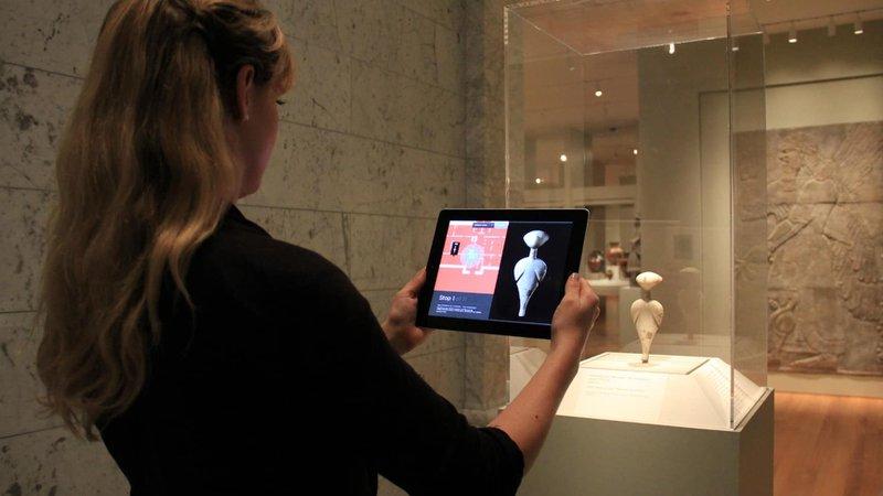 Gestione Cataloghi Multimediali Ottimizzata con Contentful - British Museum