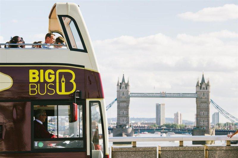 Strategia Omnichannel MuleSoft - Case Study Big Bus Tours