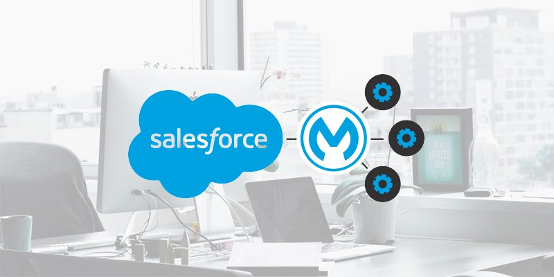 Integrazione Salesforce e MuleSoft