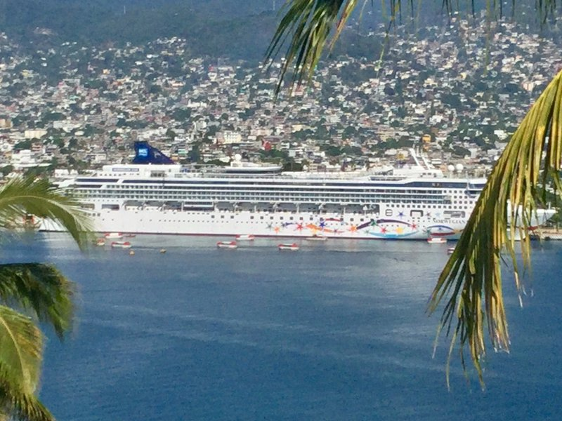 NCL Norwegian Star Acapulco Cruise Ship