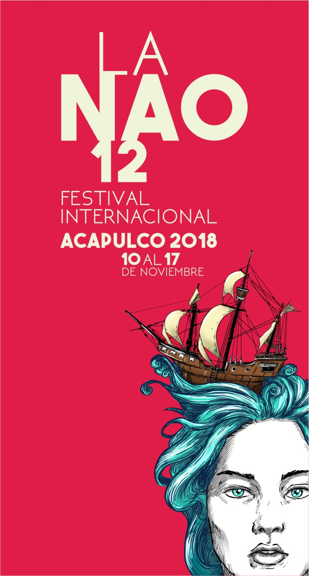 12th NAO NAO Intennational Festival in Acapulco.