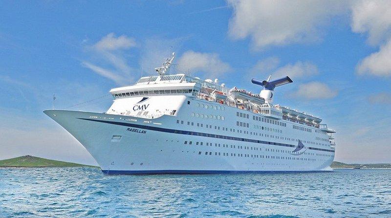 Magellan CMV Mexico Cruise