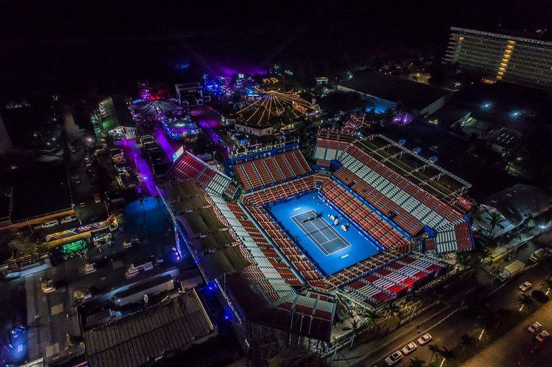 2019 Acapulco Mexican Open Tennis tournament