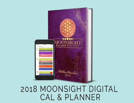 Moon Calendar, Full Moon in Taurus, Moon Phases, Moon Cycles, Moonsight Planner, Moonsight Calendar