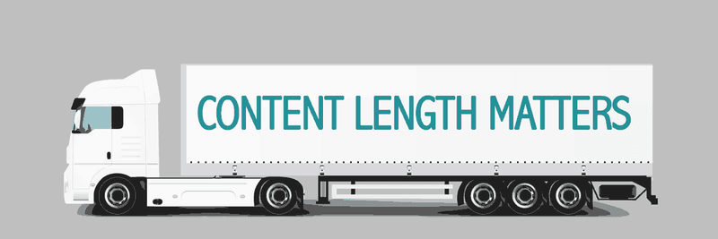 Why Content Length Matters to Google