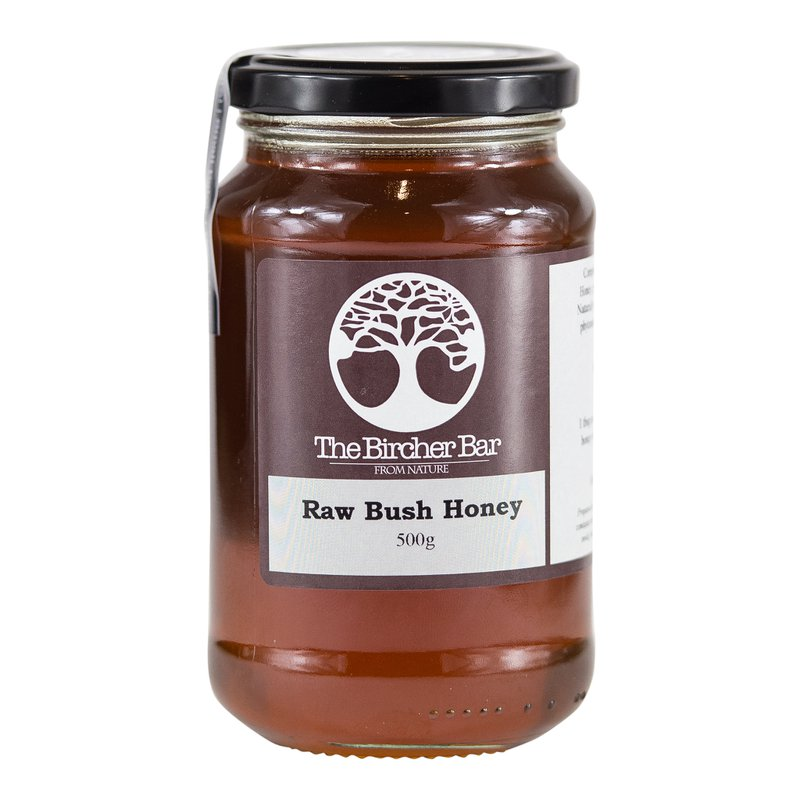 Raw Bush Honey