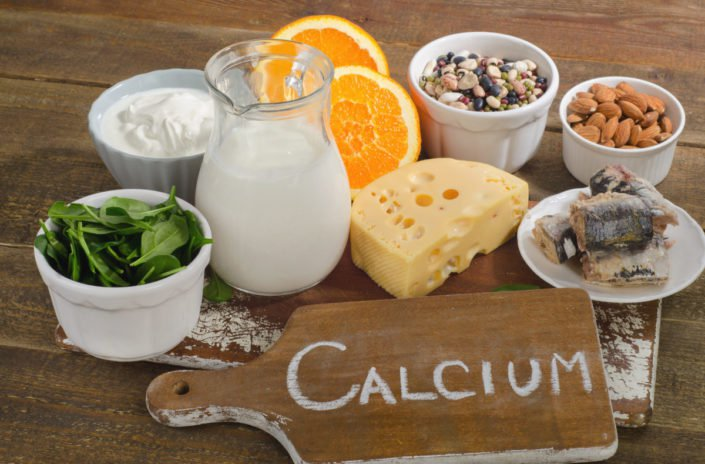 calcium natural sources