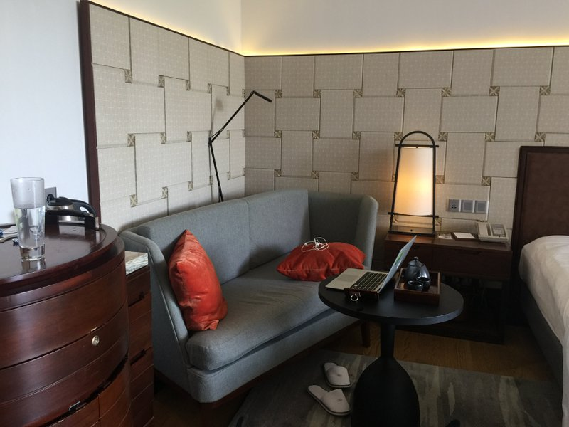 Sofitel Bali Nusa Dua Beach Resort Room Couch