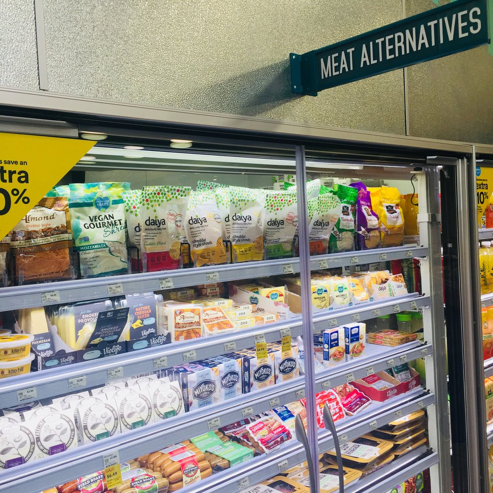 Wholefoods Meat Alternatives