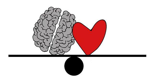 Juste équilibre entre coeur et raison
