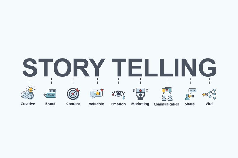 How Effective Story Telling can Enhance Marketing Strategies