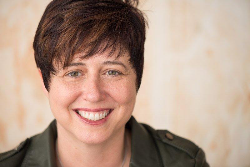 podcast Host, Jen McFarland