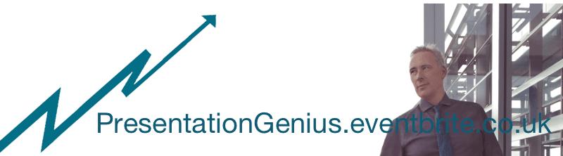 Presentation Genius Event