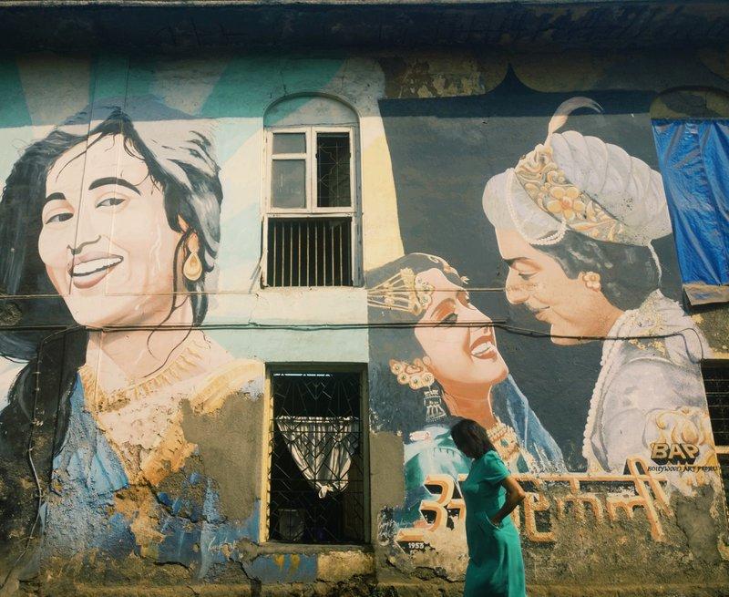 Graffiti at Chapel Road