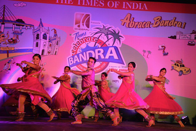 Dance at Celebrate Bandra Festival