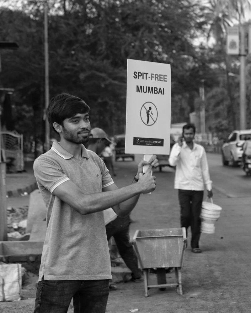 Spit free Mumbai