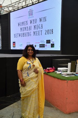 Simmi Bhasin Founder Women Who Win