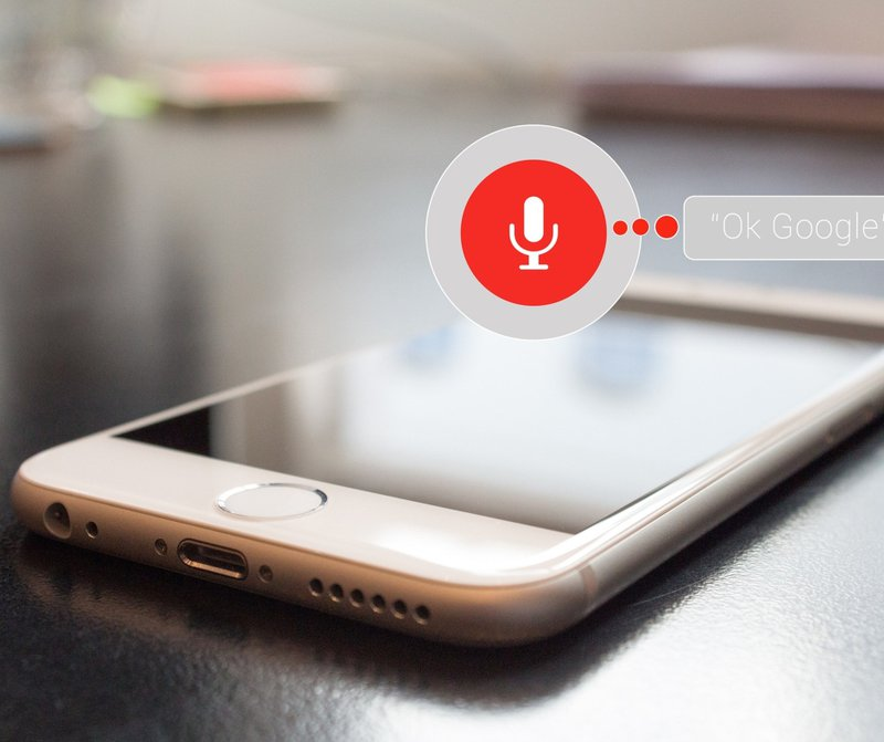 Mobile voice search with Google