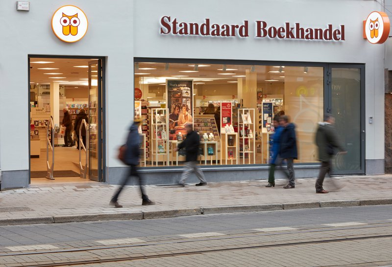 Standaard Boekhandel partner Kadonation