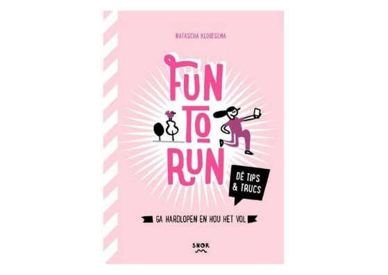 secret santa met familie fun to run boek