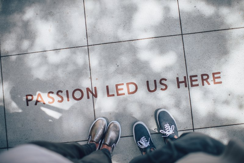 employer branding - passion led us here