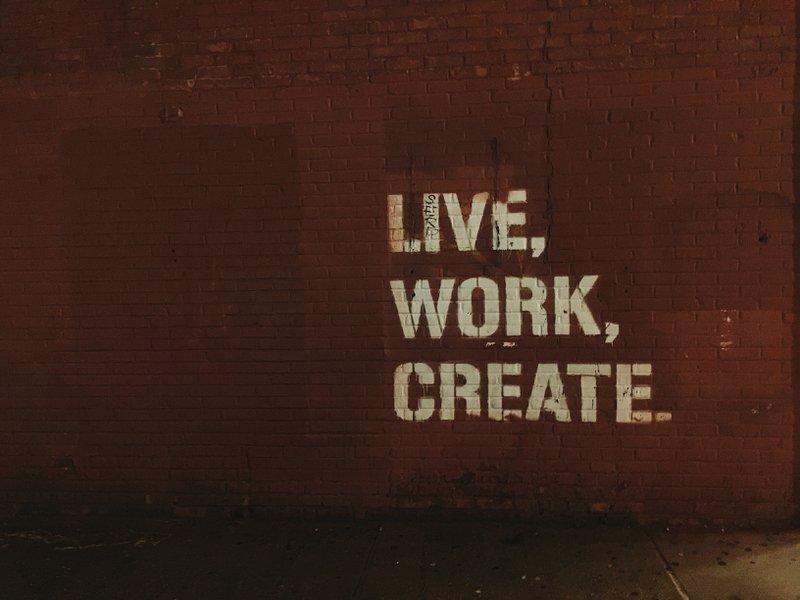 employer branding - live work create