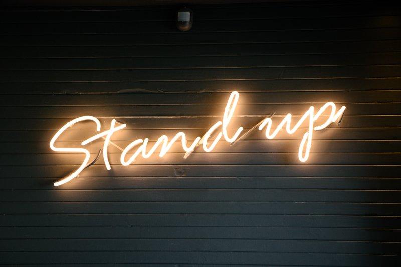 meer beweging op de werkvloer - stand up