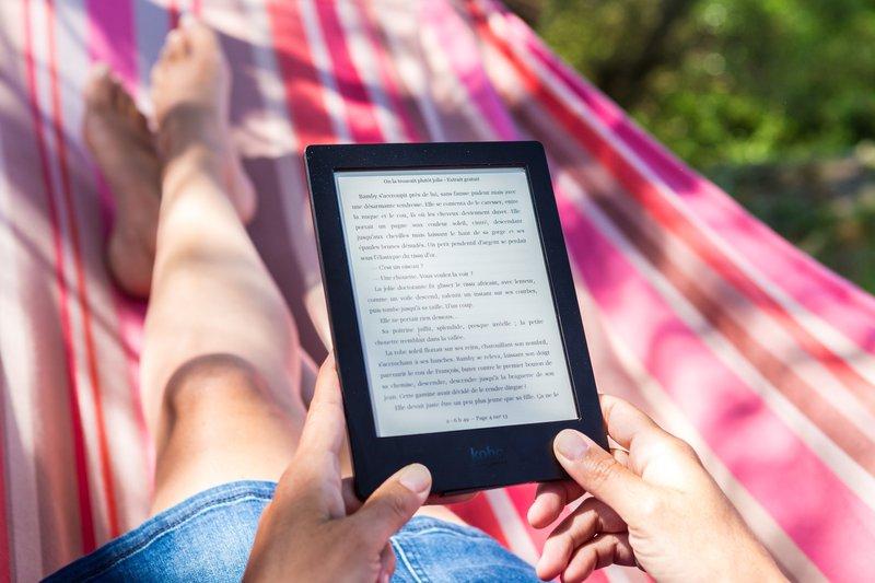 e-reader duurzame cadeaus voor kerstmis