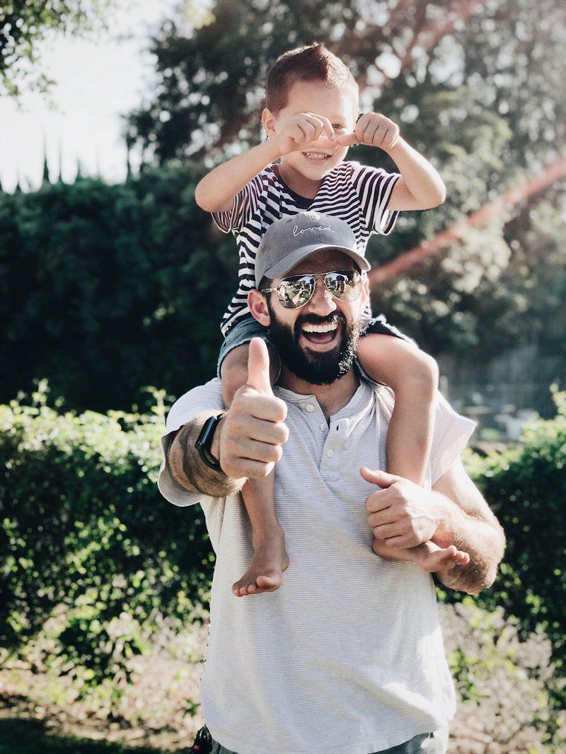 communie checklist vader en zoon