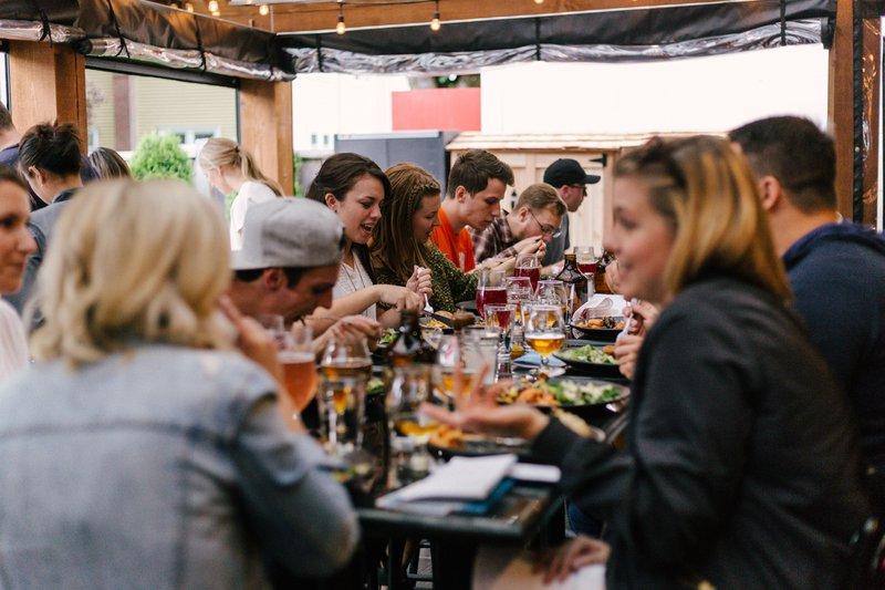 eetfestijn jeugdbeweging
