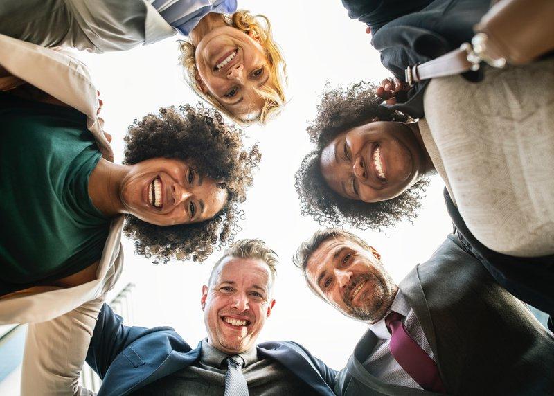 employer branding - happy employers