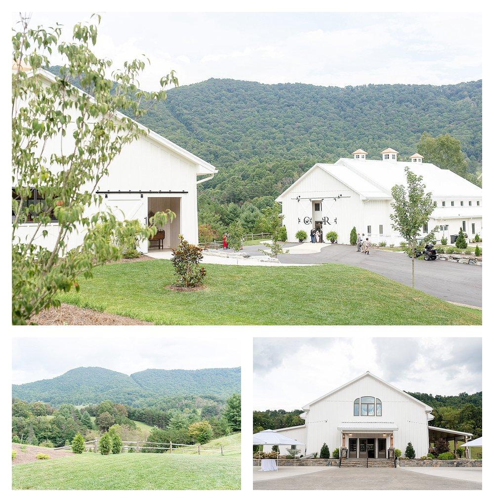 Mountain view venue