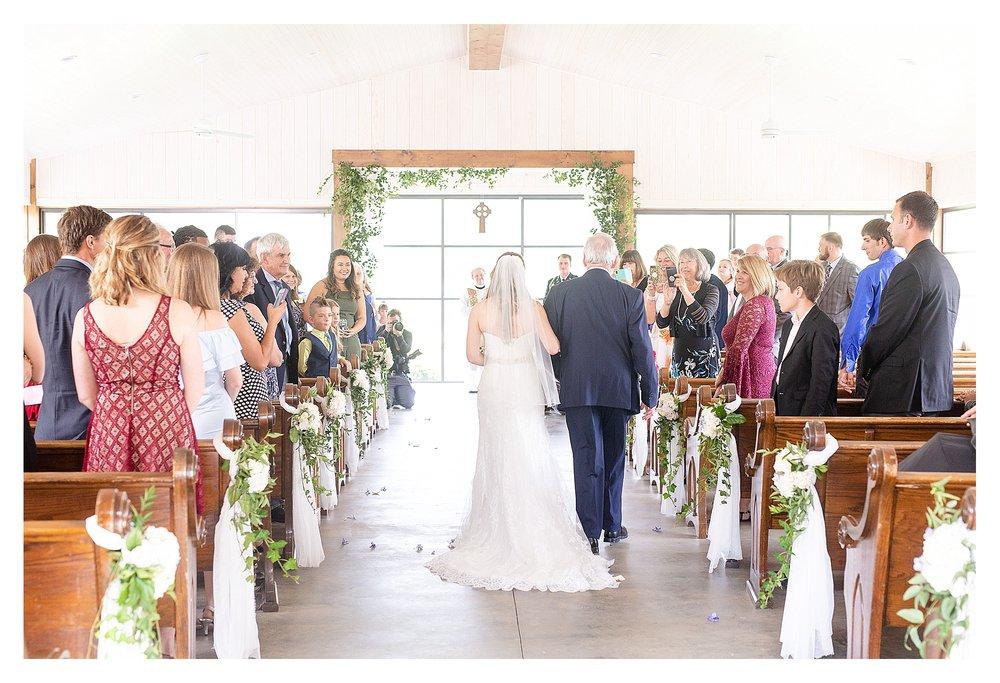 Indoor wedding chapel asheville nc
