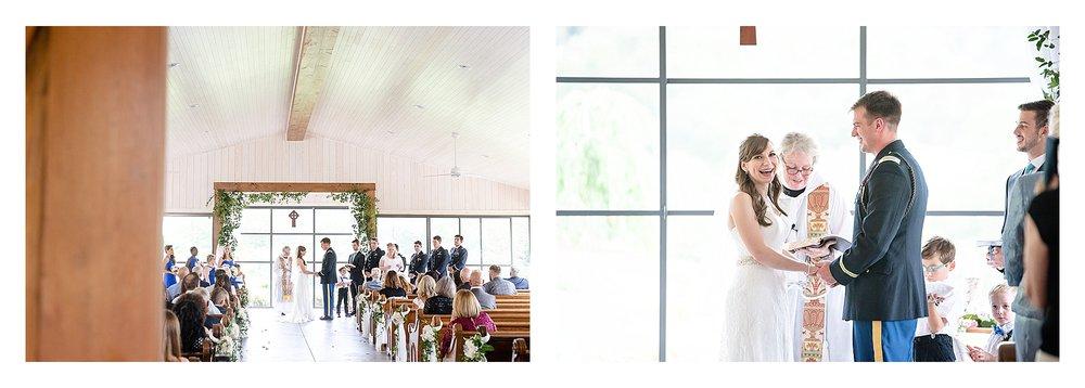 Chestnut Ridge Vows