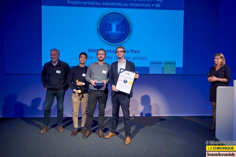 BIM awards 2018