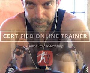 Online Trainer Academy Graduate Badge