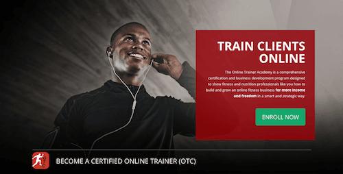 Online Trainer Academy Web Portal