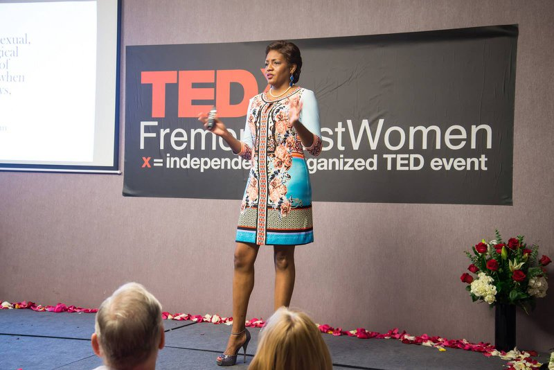 Dr Frantonia M Pollins TED Talk