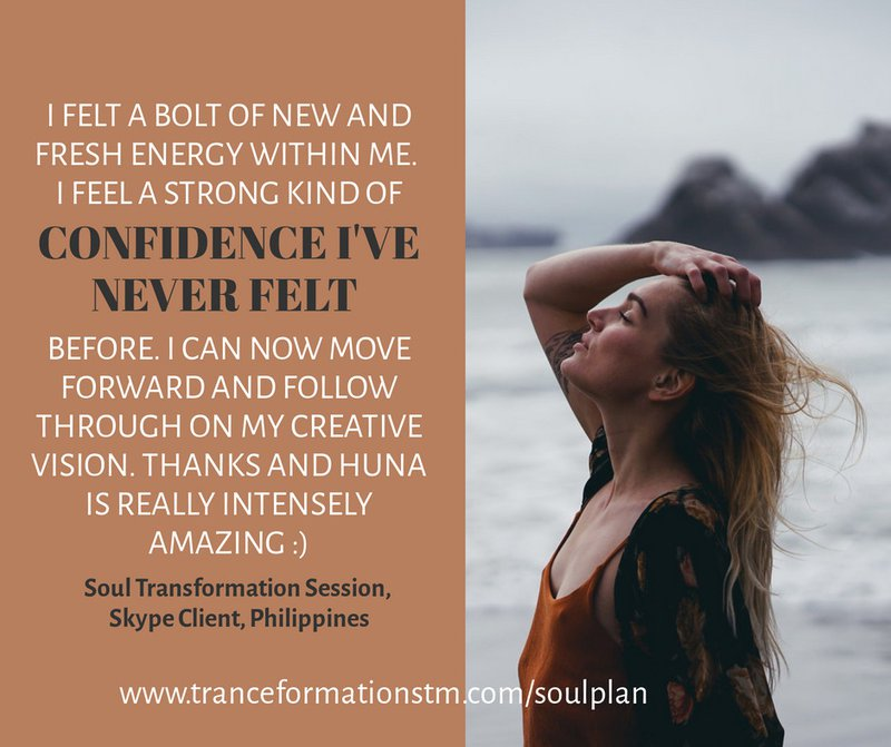 Book Your Core Issue Soul Transformation Session