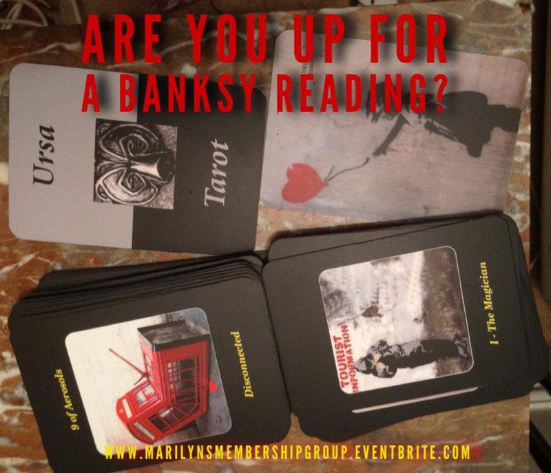 Banksy Tarot Cards