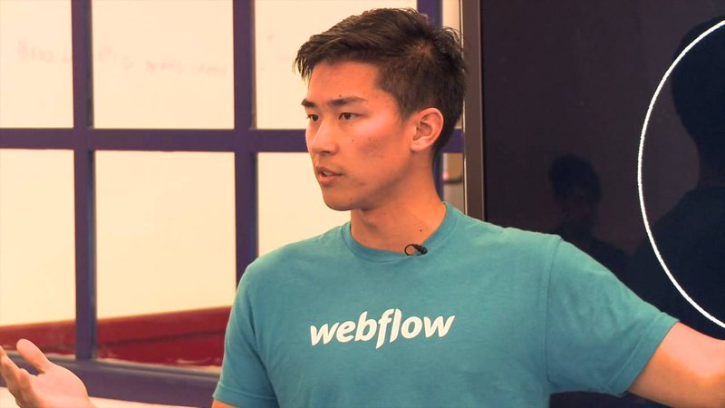 Interview with Webflow's Co-Founder, Bryant Chou