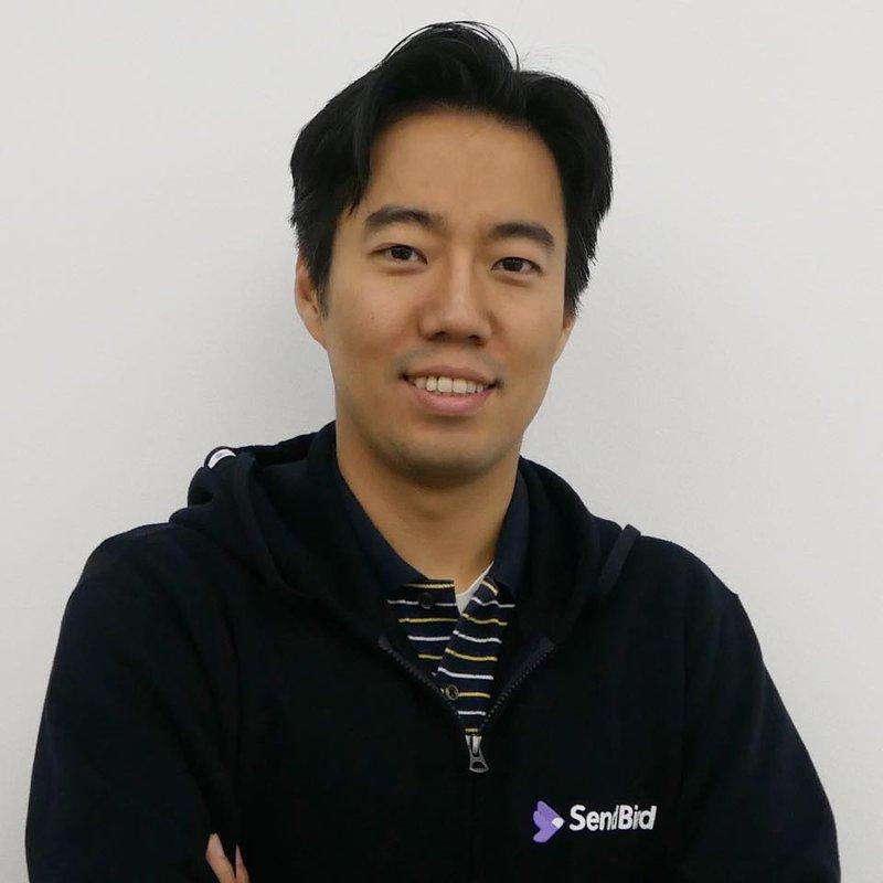 John S. Kim of SendBird