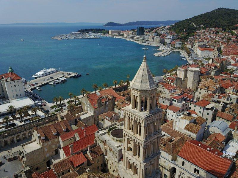 St. Domnius Tower and Split